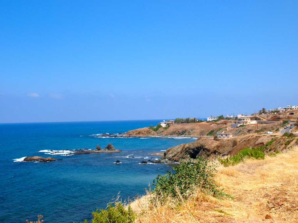 Kato Pyrgos area