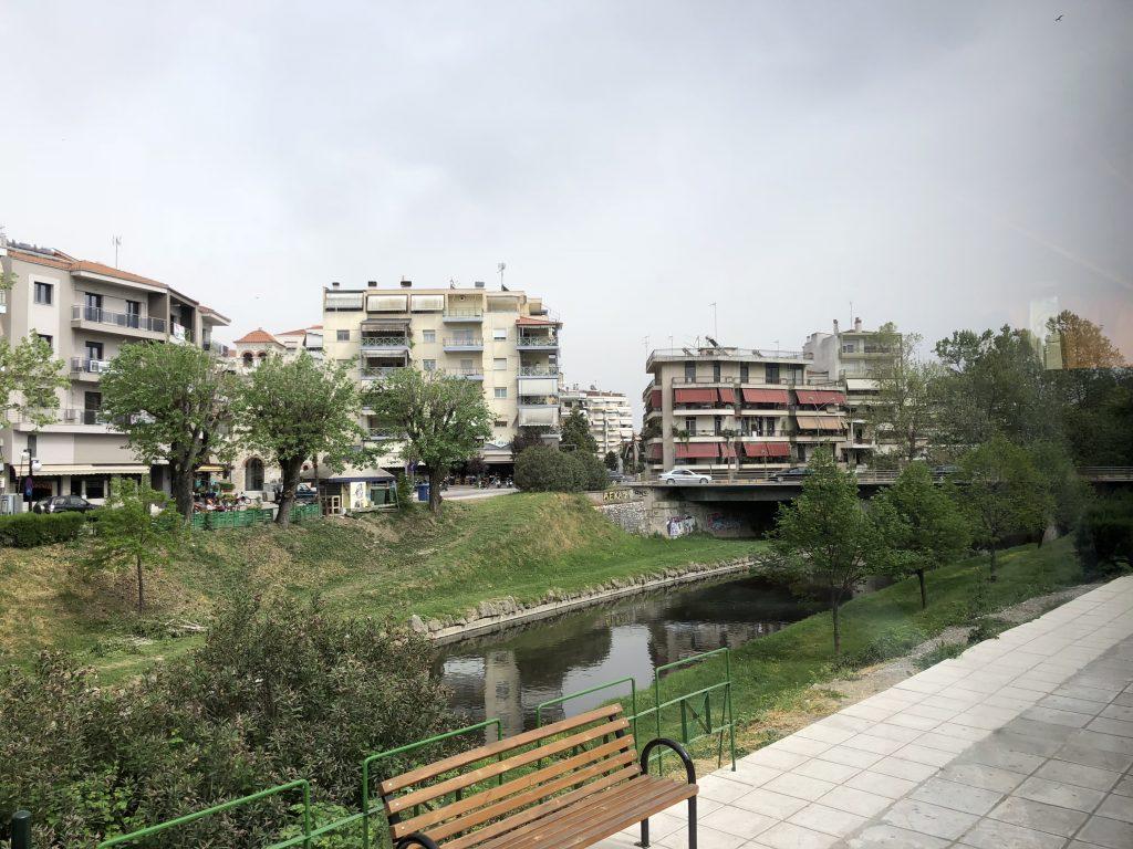 Trikala streets