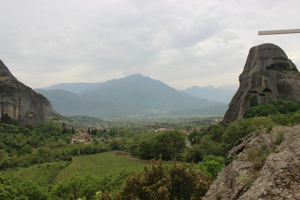 Kalabaka view